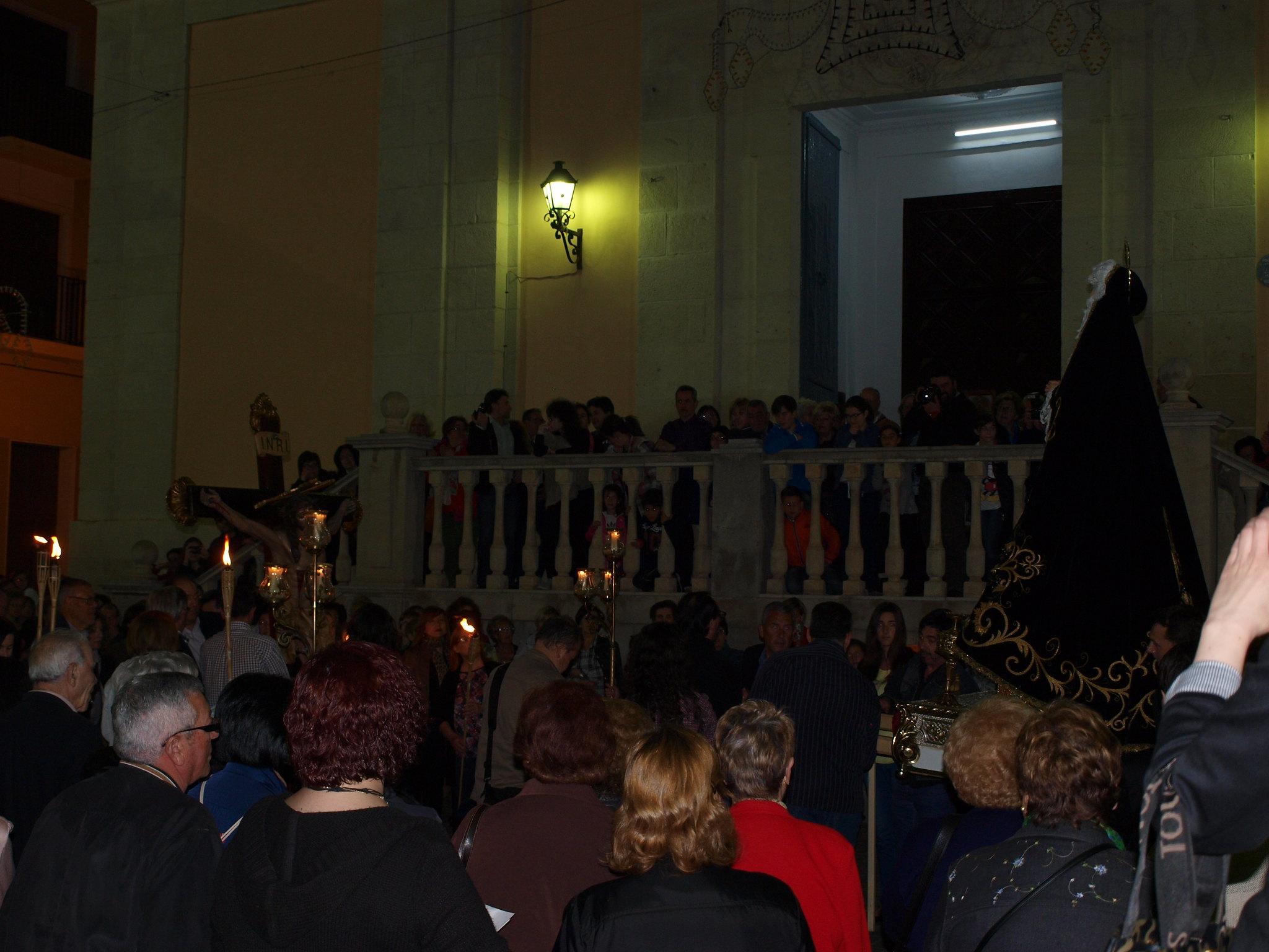 (2014-04-01) - V Vía Crucis nocturno - Paloma Romero Torralba (19)
