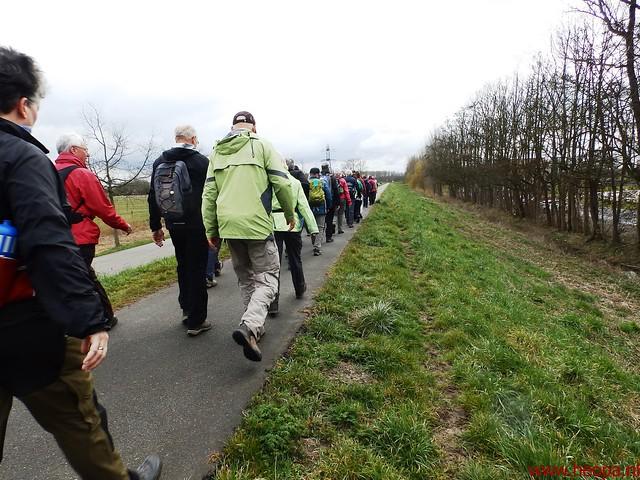 2016-03-23 stads en landtocht  Dordrecht            24.3 Km  (106)