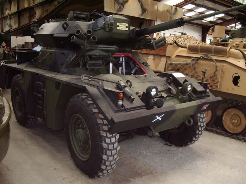 FV721 Fox CVR 1