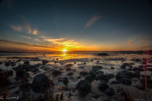 longexposure sunset sky seascape beach water colors beautiful composition contrast wonderful landscape amazing interesting nikon rocks connecticut awesome horizon excellent d750 amateur hdr splendid longislandsound waterscape splendor amateurphotography