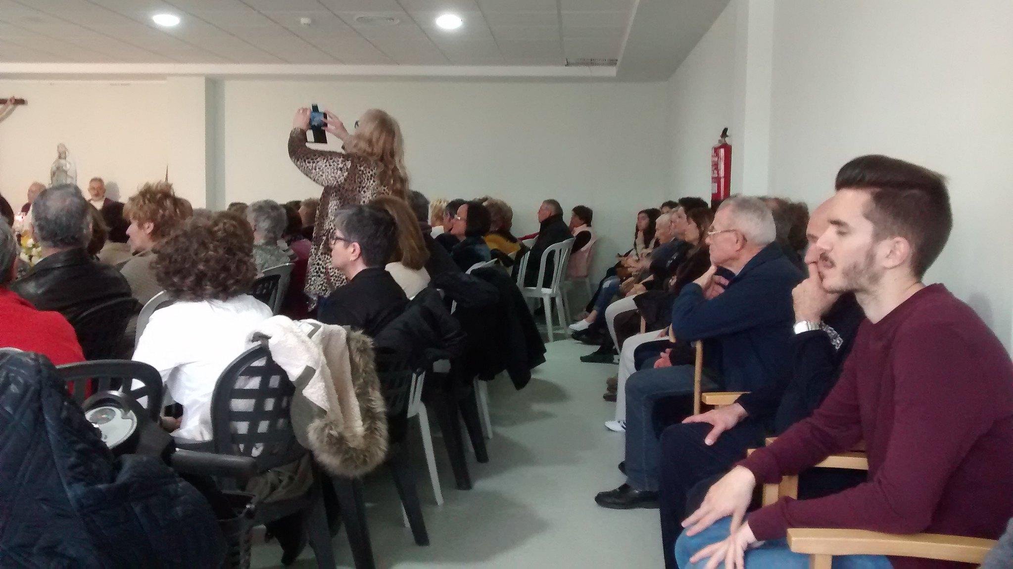 (2016-02-13) - Inauguración Virgen de Lourdes, La Molineta - José Vicente Romero (09)