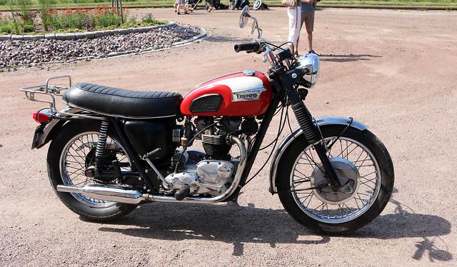 1969 Triumph TRR 6A