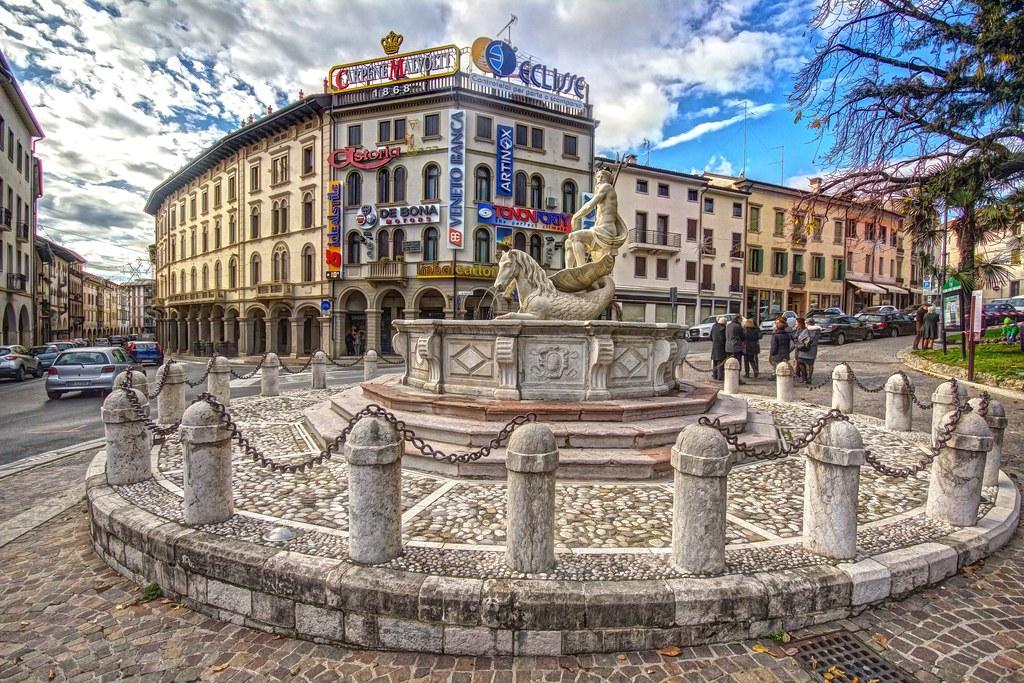 CONEGLIANO. FONTANA DEL NETTUNO. | ANCHE DETTA FONTANA DEI C… | Flickr