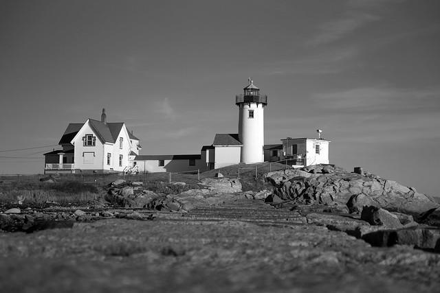 Eastern Point Lighthouse - Gloucester, Ma[Explored]