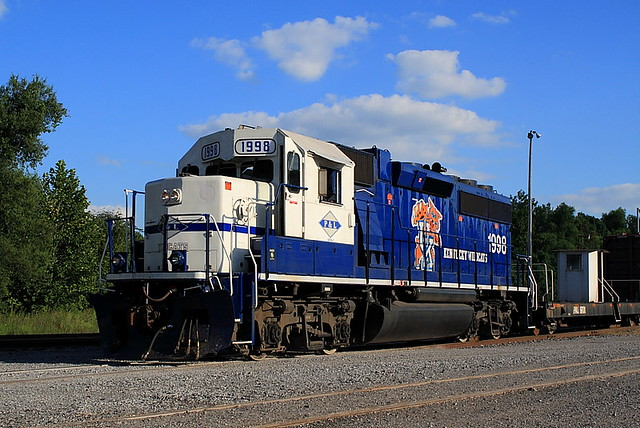 Paducah & Louisville 1998 (GP38-2) UK Wildcat Paducah, Kentucky