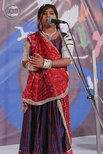 Baby Nirmal Verma from Kairali Village expresses her views