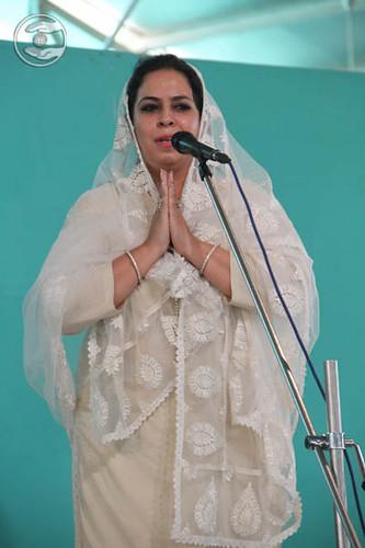 Priyanka Verma from Nangloi expresses her views