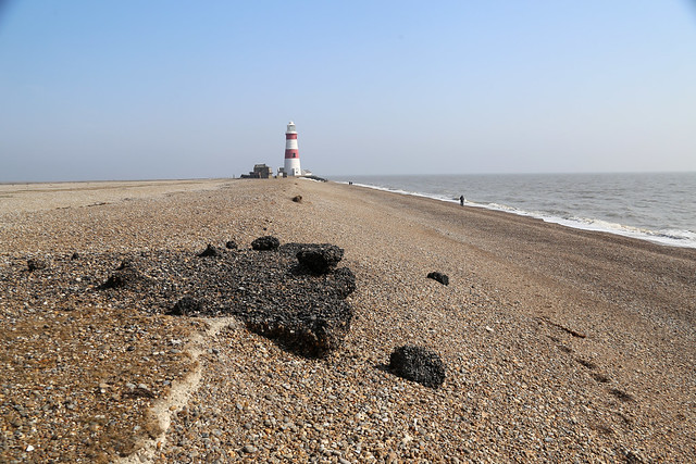 Orford Ness Lighthouse