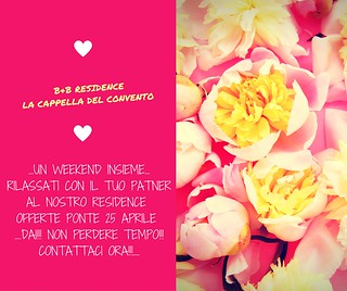 sending all my love | by La Cappella del Convento
