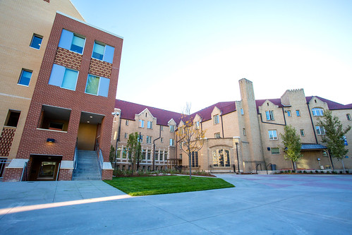 JWU Denver Founders Hall exterior