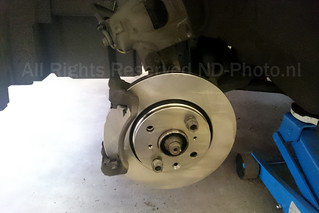 New Brake Disc in place | by ND-Photo.nl