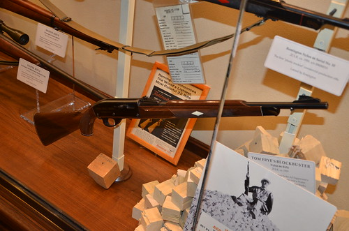NRA National Sporting Arms Museum in Springfield, Missouri.