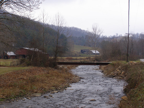bridge winter mountains creek geotagged nc barns stark bigcreek wnc barnardsville bigivy