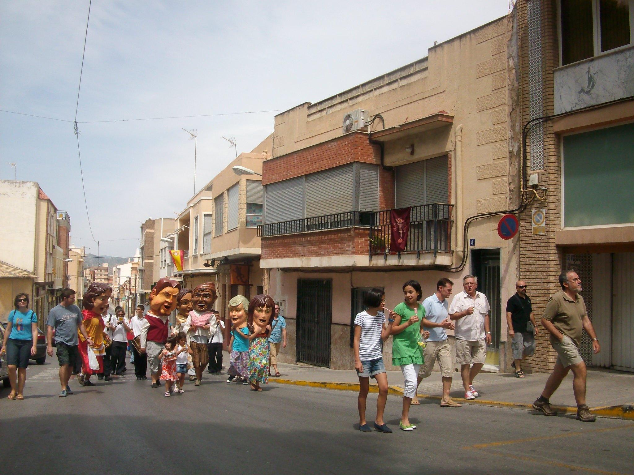 (2010-07-04) - Pasacalle Gent de Nanos - José Vicente Romero Ripoll -  (11)