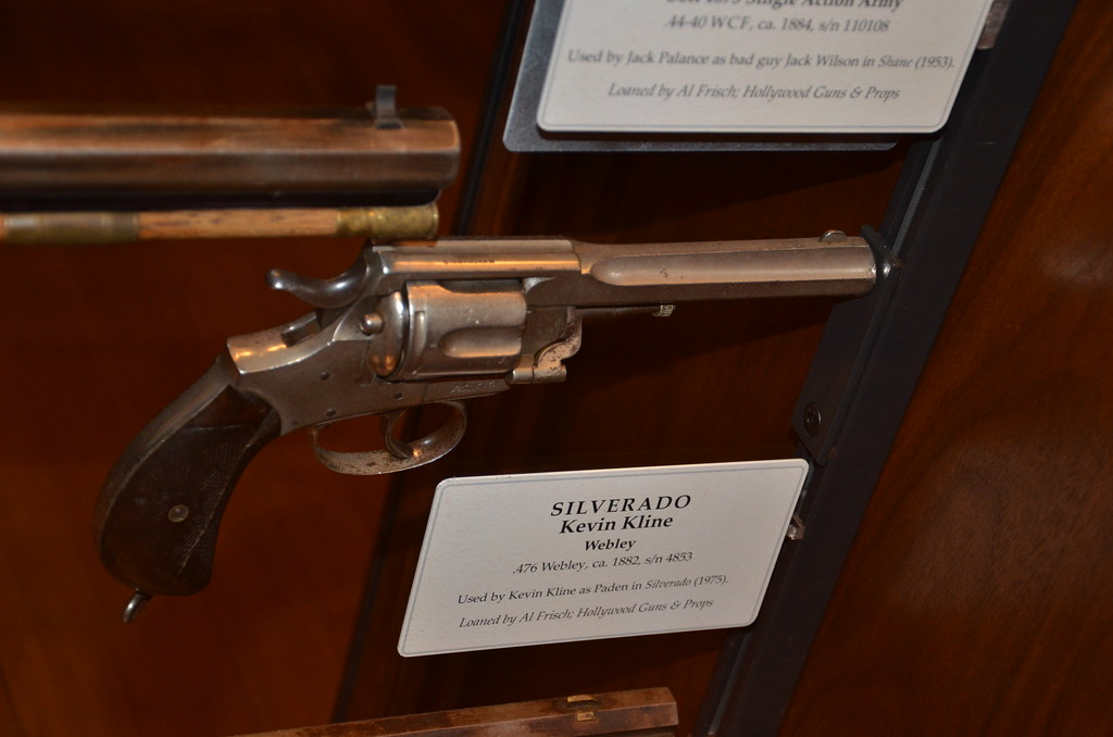 NRA National Sporting Arms Museum in Springfield, Missouri