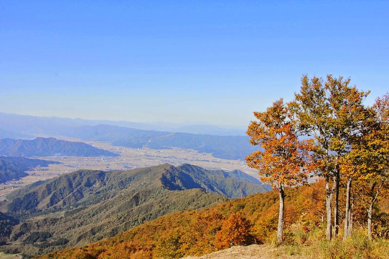 八海山 紅葉登山