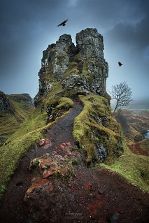 The Fairy Glen - Isle of Skye | by Gavin Hardcastle - Fototripper