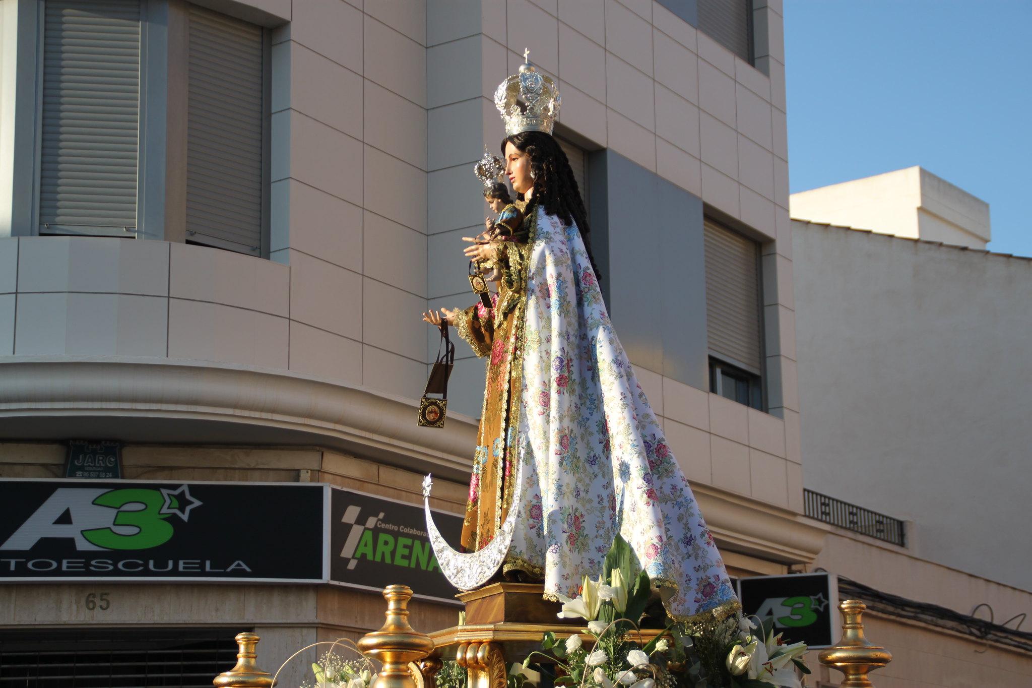 (2015-07-12) - Virgen del Carmen, parroquia La Santa Cruz - Javier Romero Ripoll (195)
