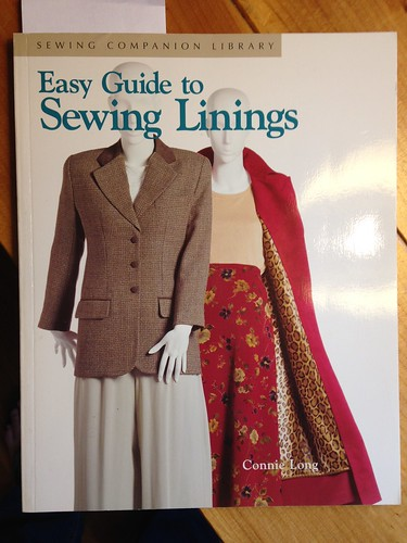 Easy Guide to Sewing Linings by Connie Long | by patternandbranch
