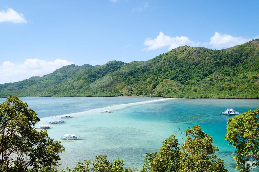 Snake Island El Nido Snake Island El Nido Palawan Phili