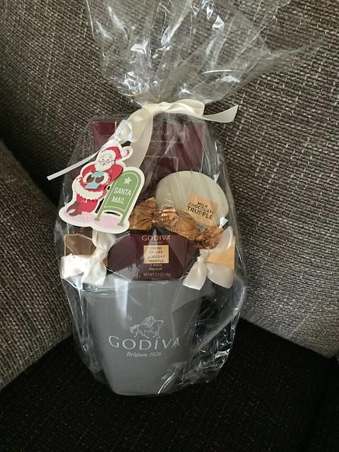 Godiva treats!