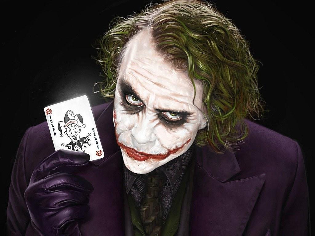 Batman Arkham City Joker Heath Ledger Hd Wallpaper 10 Best Flickr