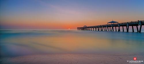 longexposure sky seascape beach nature clouds sunrise landscape outdoors pier sand florida sony tropical jupiter fullframe fx atlanticocean waterscape junobeach junobeachpier southeastflorida zeissfe1635mmf4zaoss a7r2 ilce7rm2 sonya7r2