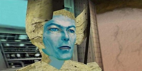 Square Enix Honors David Bowie With Free Omikron: The Nomad Soul Download