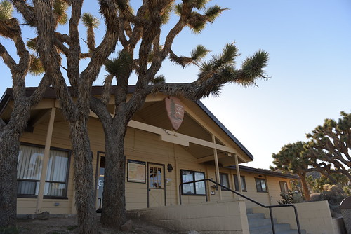Black Rock Visitor Center | by Joshua Tree National Park