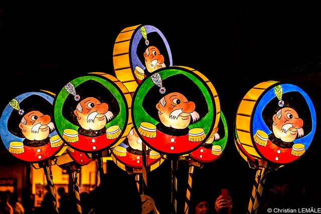 Morgenstreich - Carnaval de Bâle / Basel carnival - Switzerland