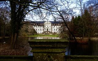 castle Ringelheim on Harz