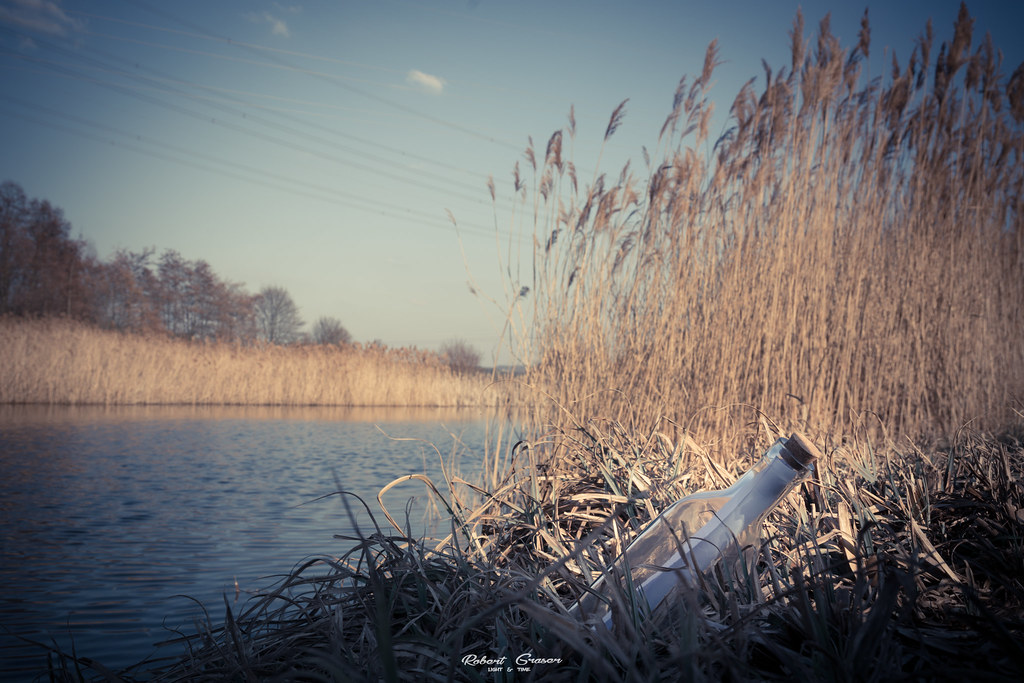 #Hidden Message in a Bottle [EXPLORE 11.03.2016 #23]