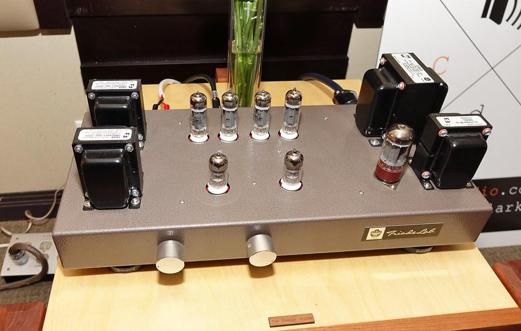 Sony RX10, Triode Lab EL84 Integrated Tube Amplifier, Salo… | Flickr