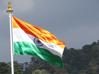 Indian Flag - The Mall - Shimla - Himachal Pradesh - India | by Adam Jones, Ph.D. - Global Photo Archive