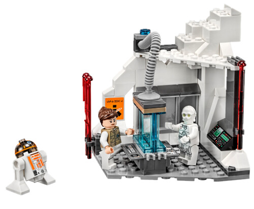 Assault on Hoth | by Brickset