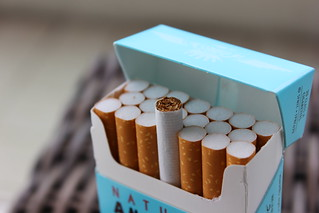 Pack of Cigarettes | by lindsay-fox