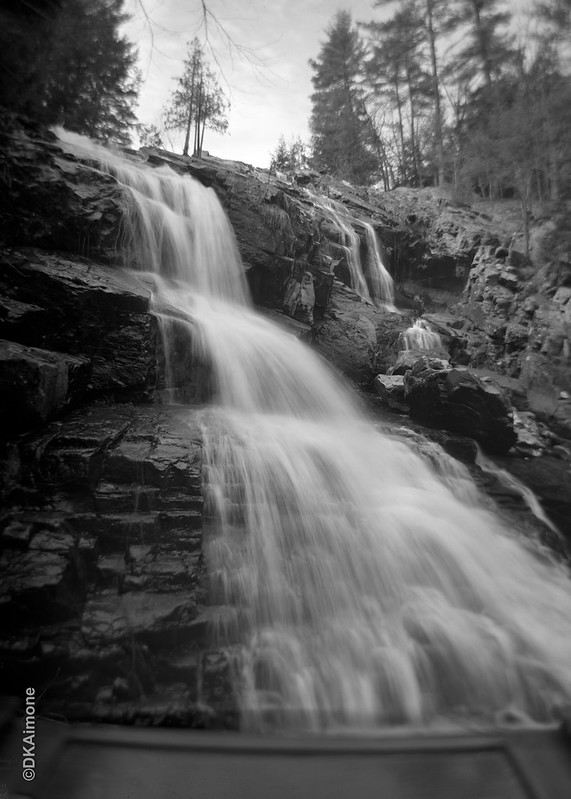 Shevling Rock Falls