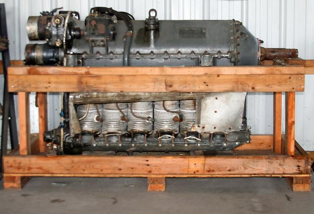 Ranger C440 Engine