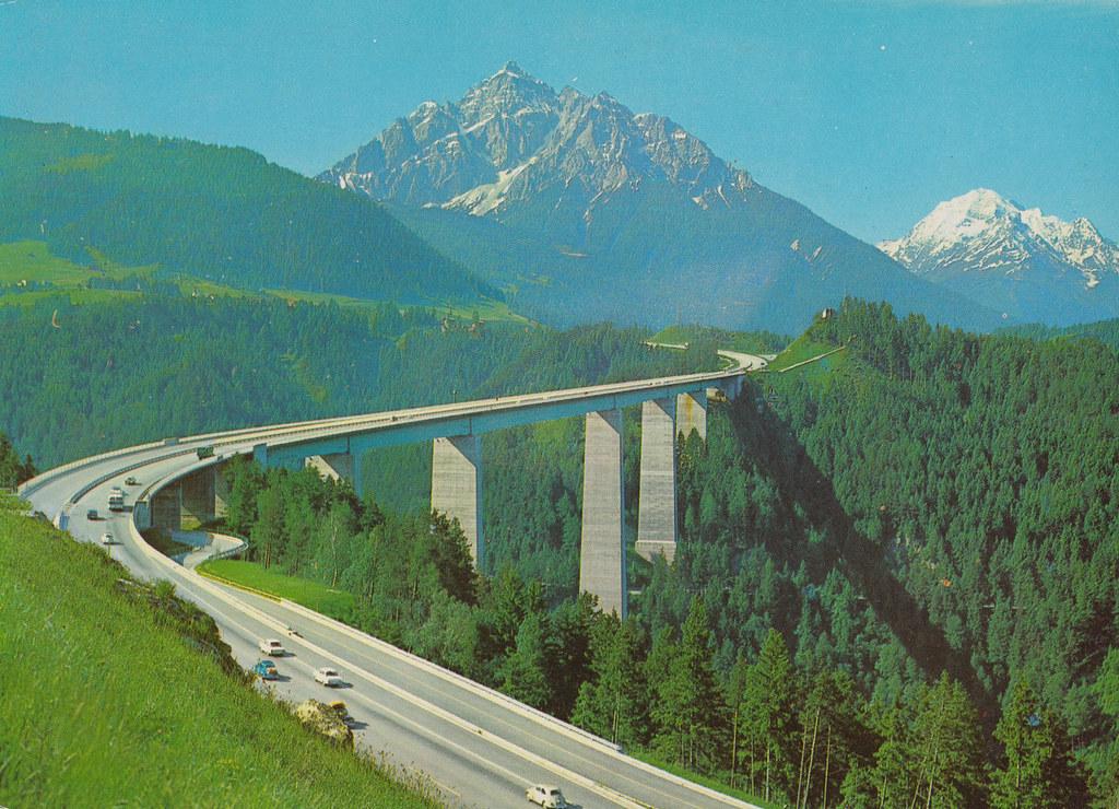 Image result for Europabrücke, Innsbruck, Austria