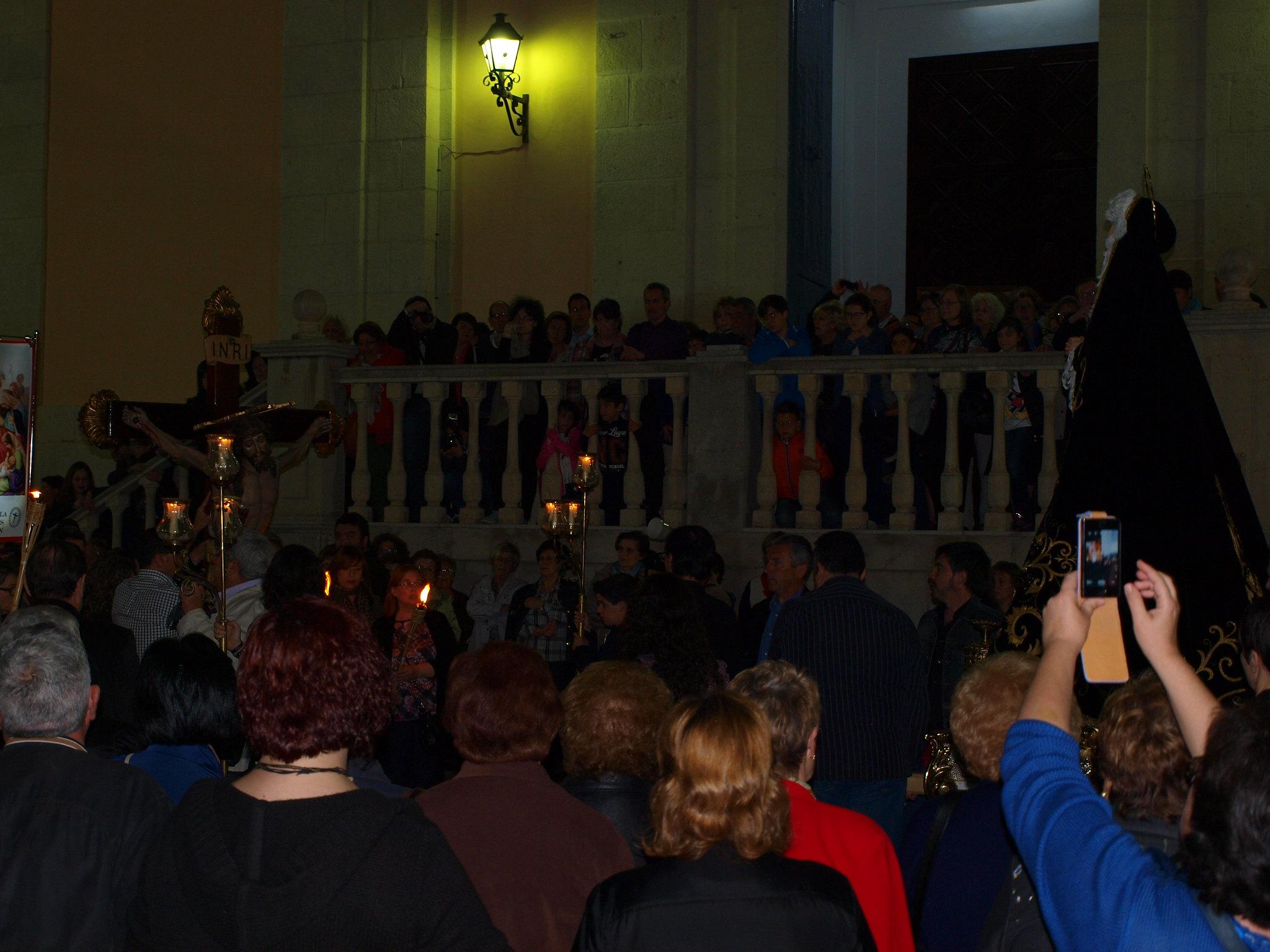 (2014-04-01) - V Vía Crucis nocturno - Paloma Romero Torralba (23)