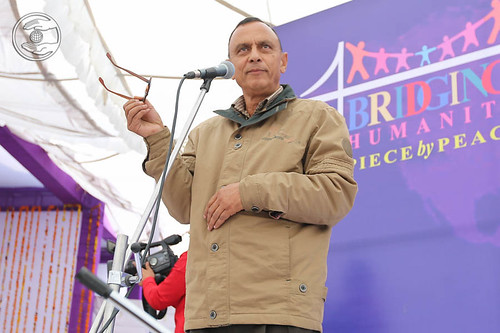 R.S. Charak from Jammu expresses his views