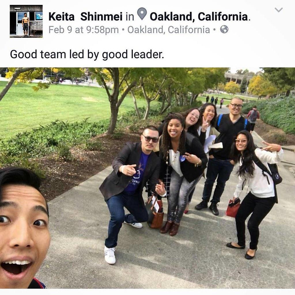 Group Selfie Caption 2