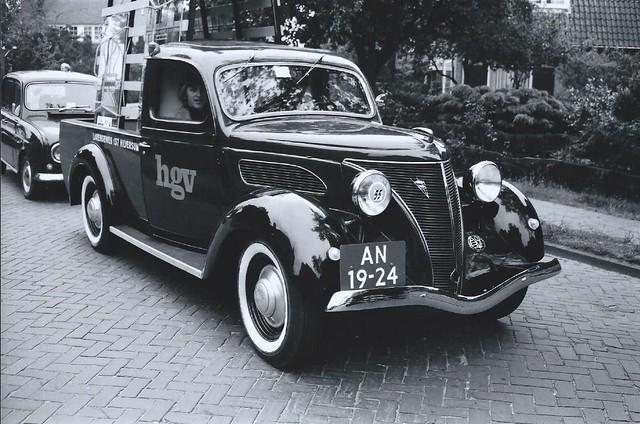 Ford V8 Model 62 Pick-up 1938