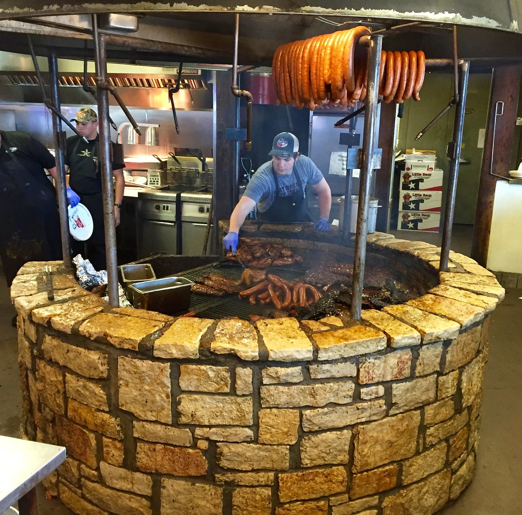 South by Southwest is such a sausage fest =) | Yummy BBQ at … | Flickr