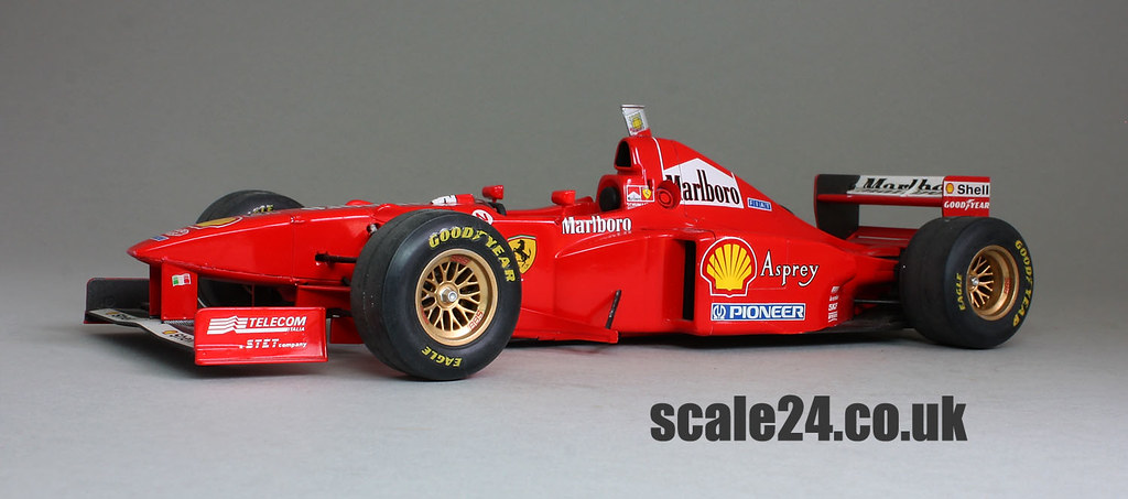 Ferrari F310b 16 Ferrari F310b 1997 Formula 1 5 Michael Flickr