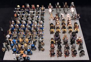 Garheim Armies 001 | by Gunnarr Leidolf