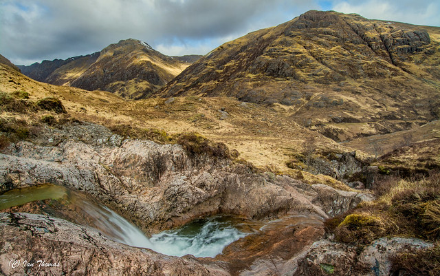 A View To Treasure .. Glen Coe In Scotland