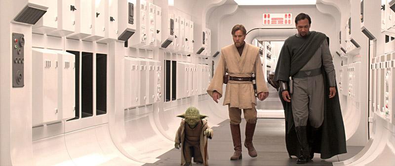 Yoda, Ben and Bail