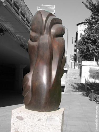 Escultura Proalí
