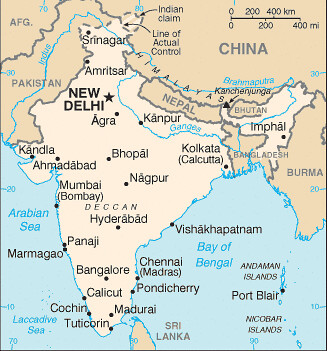India map | Enter India ! SlideShow ! List of the cities in … | Flickr